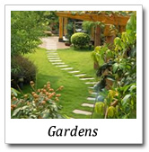 ... Garages, Gardens Yard Landscaping