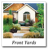 front yard designs